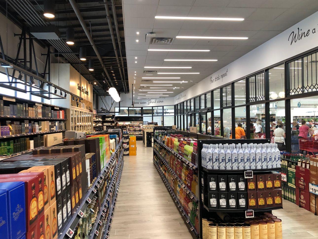Commercial Lighting Industries Shop SK