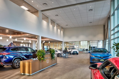 Auto Dealerships - Wondries Toyota